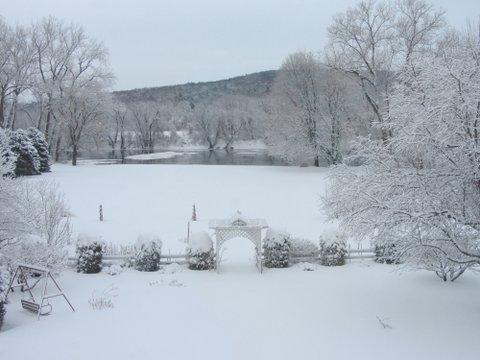 Frozen Garden, Hatfield